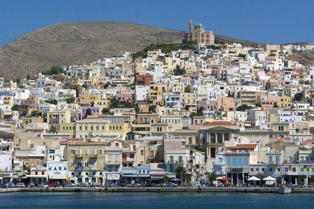 L2F Sep 17 pic Greece Cyclades Ermoupoli