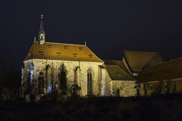 L2F Oct 17 pic Czech Prague haunted Halloween St Agnes Convent shutterstock_244646788