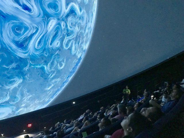 L2F Sep 17 pic USA FL Miami science museum planetarium Dynamic Earth