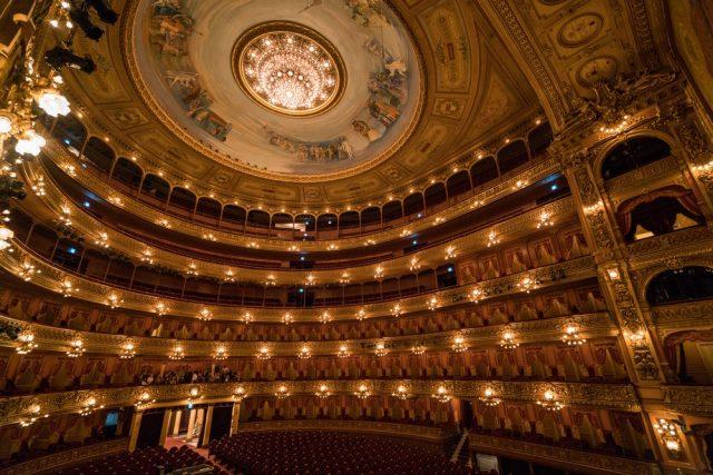 L2F Nov 17 pic Argentina Buenos Aires nightlife Teatro Colon theatre shutterstock_462931135