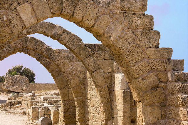 L2F Nov 17 pic Israel Caesaria arches shutterstock_2137004