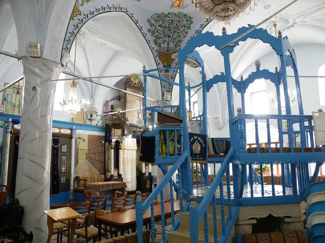 L2F Nov 17 pic Israel Safed Abuhav Synagogue Wikipedia