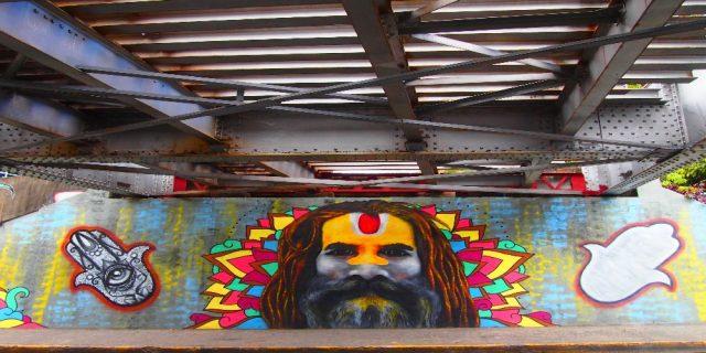 L2F Dec 17 pic Costa Rica San José street art sadhu