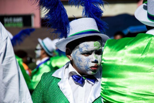 L2F Dec 17 pic South Africa Cape Town New Year parade