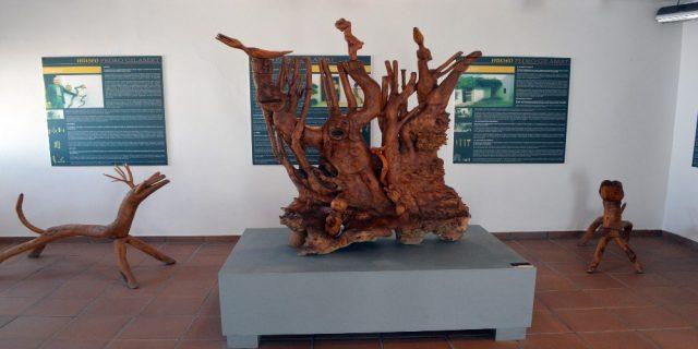 L2F Dec 17 pic Spain Almeria Pedro Gilabert Gallegos large sculpture