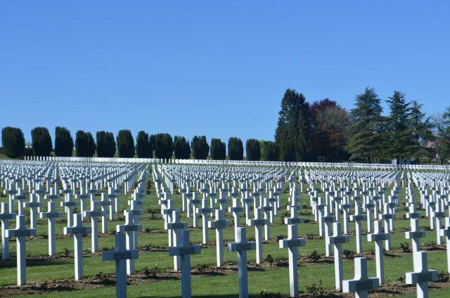 L2F Jan 18 international World War I destinations Verdun cemetery Pixabay