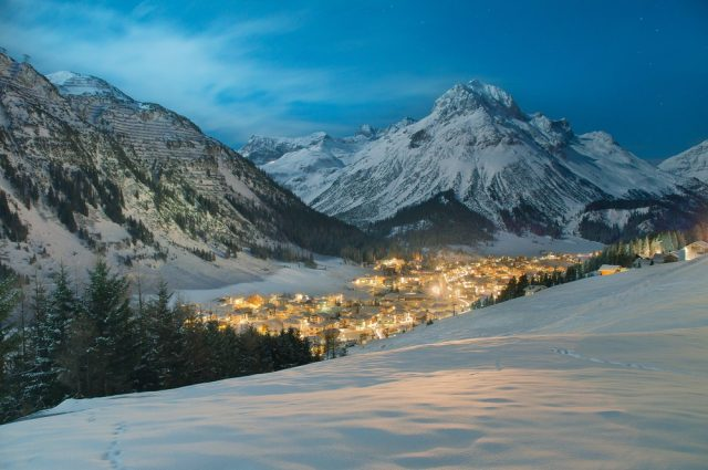 L2F Jan 18 pic Austria skiing Lech shutterstock_625773638
