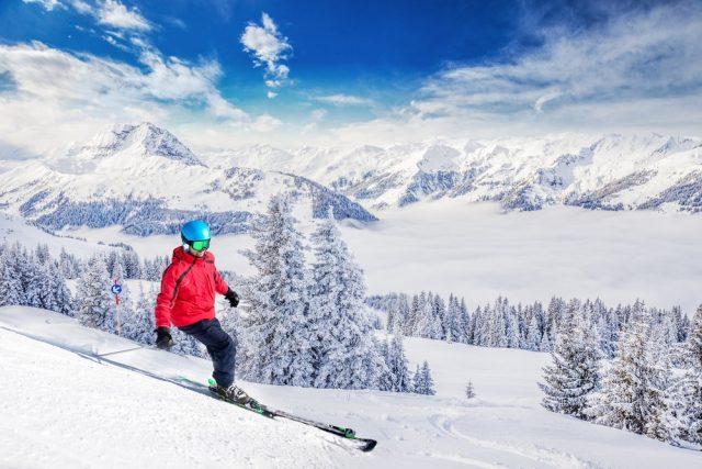 L2F Jan 18 pic Austria skiing top Kitzbühel shutterstock_585063118