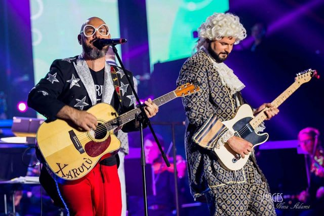 L2F Jan 18 pic Malta Valletta 2018 Euro Capital of Culture Xarulu acoustic duo