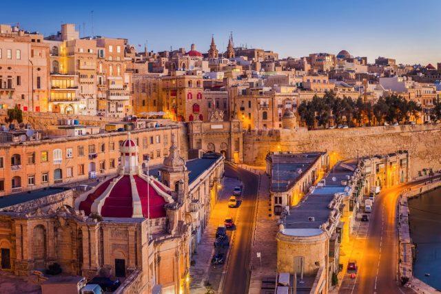 L2F Jan 18 pic Malta Valletta Capital of Culture shutterstock_580612414