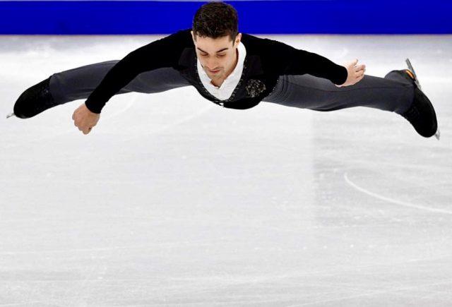 L2F Feb 18 pic Winter Olympics Team Spain Javier Fernandez skater