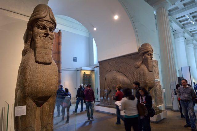 LwF Feb 18 pic UK England London museums British Museum interior shutterstock_292808417