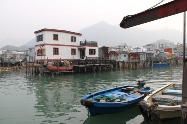 L2F Mar 18 pic China Hong Kong Tai O stilt houses Wikitravel