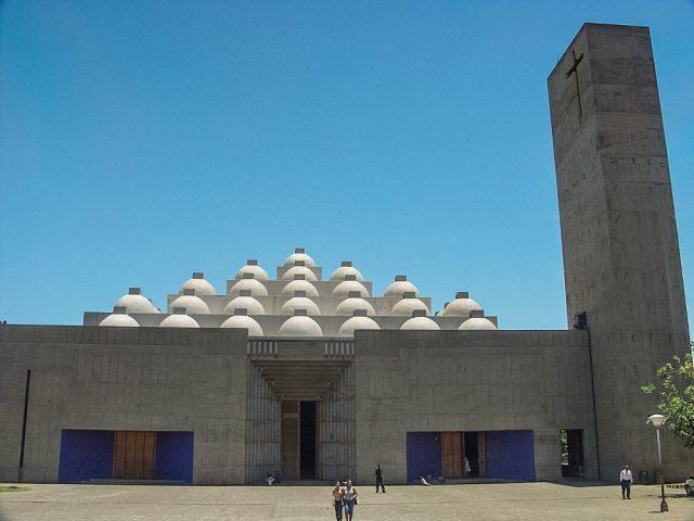 L2F Mar 18 pic Nicaragua Managua Catedral Nueva Nica tourism