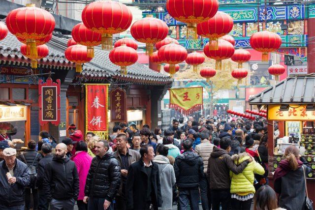 L2F Apr 18 pic China Beijing Wangfujing snack street overview shutterstock_516807865