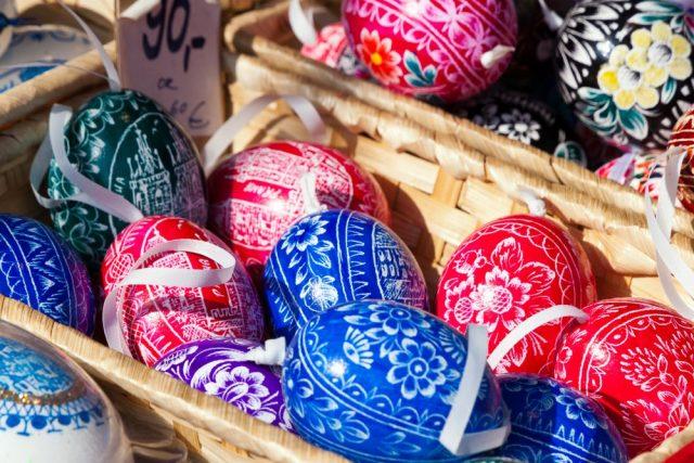 L2F Apr 18 pic Europe Easter Prague eggs shutterstock_797149432