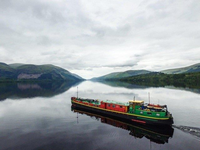 L2F Apr 18 pic UK Scotland Highlands Ros Crana Caledonian Discovery