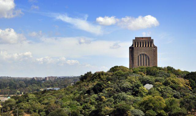 L2F Jun 18 pic South Africa Pretoria Voortrekker monument shutterstock_191571368