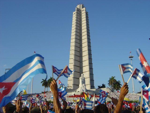 L2F May 18 pic Cuba Havana Vedado Marti monument shutterstock_19134592