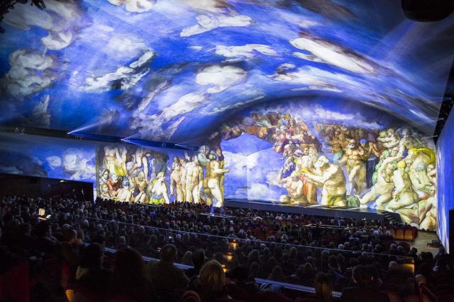 L2F May 18 pic Italy Rome Michelangelo Sistine Chapel main pic 2 Luca Parisse