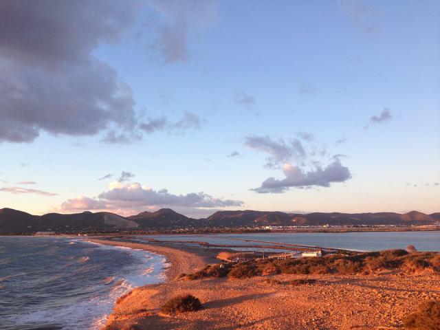 L2F May 18 pic Spain Ibiza hikes Ses Salines Allison Yates