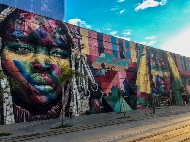 L2F Jun 18 Brazil Rio de Janeiro Saude street mural