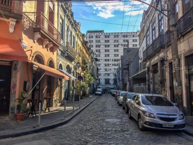 L2F Jun 18 pic Brazil Rio de Janeiro Little Africa Saúde street