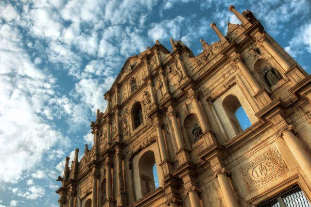 L2F Jun 18 pic China Macau Sao Paulo cathedral shutterstock_323214314