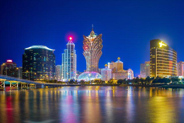 L2F Jun 18 pic China Macau casinos skyline shutterstock_592345484
