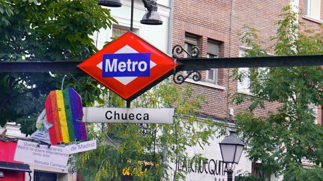 L2F Jun 18 pic Europe gay Spain Madrid Chueca
