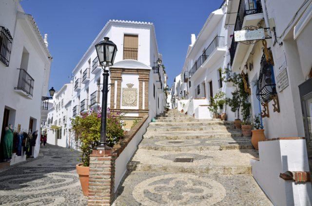L2F Jun 18 pic Spain Andalusia Frigiliana shutterstock_151128182