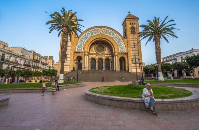 L2F Jul 18 pic Algeria Oran cathedral shutterstock_1047638035