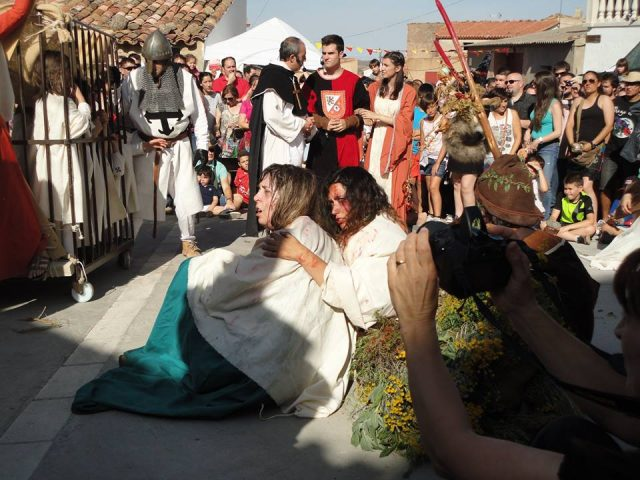 L2F Jul 18 pic Spain Aragon Tramoz festival 2