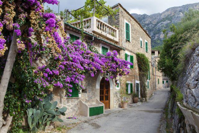 L2F Jul 18 pic Spain Majorca Deia street shutterstock_720125581