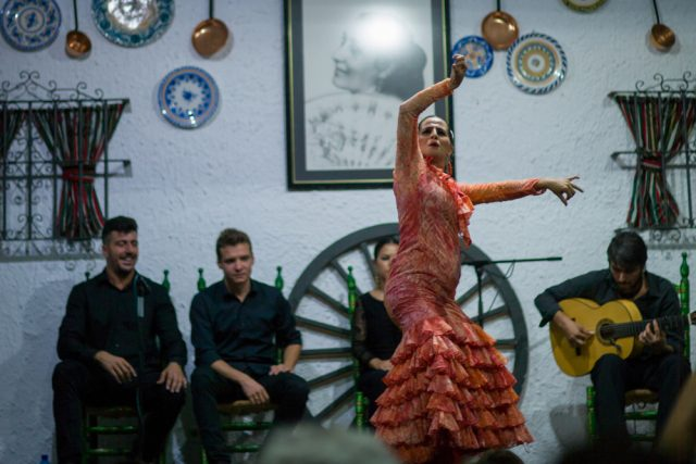 L2F Jul 18 pic Spain Seville flamenco shutterstock_682158940