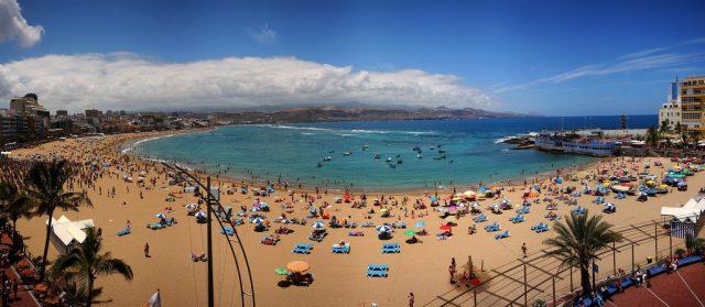 L2F Aug 18 Spain Canary Islands Gran Canaria Santa Cruz Playa Canteras flickr El Coleccionista de instantes