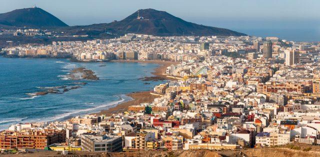 L2F Aug 18 Spain Canary Islands Gran Canaria Santa Cruz shutterstock_369049466