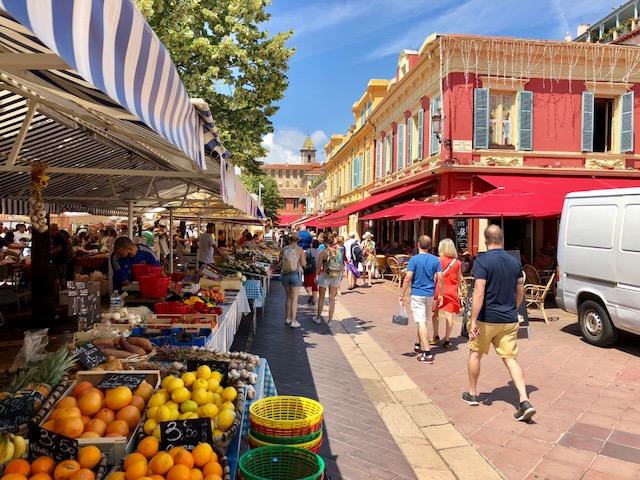 L2F Sep 18 pic France Nice Cours Saleya