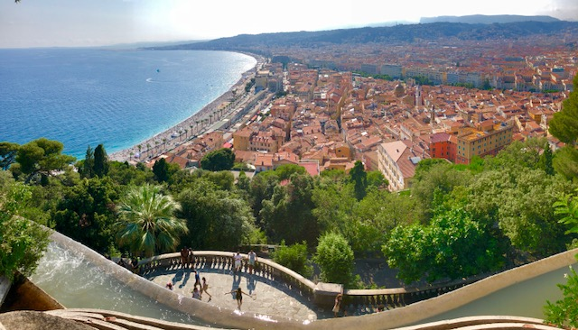 L2F Sep 18 pic France Nice overview from hilltop