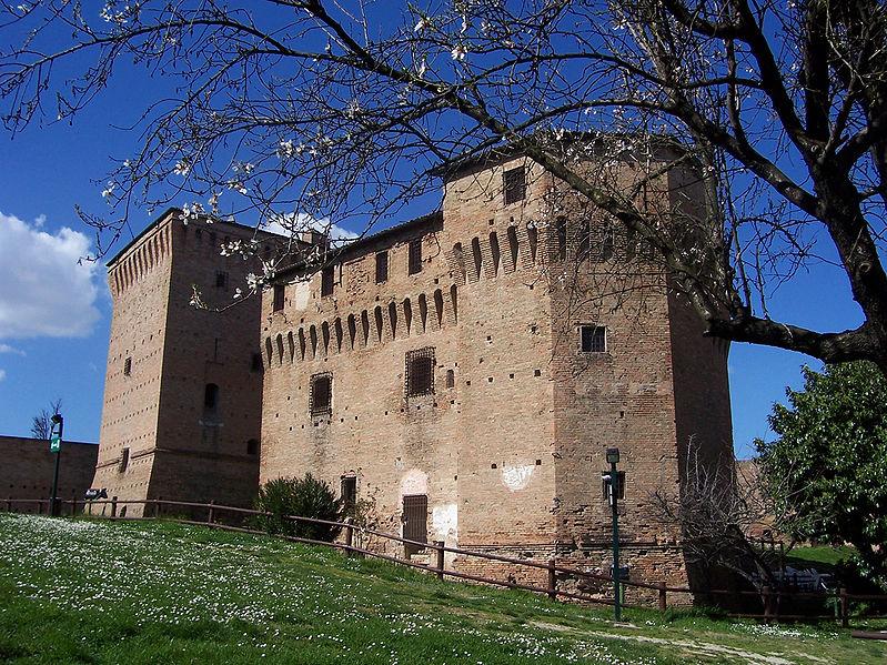 L2F Sep 18 pic Italy Cesena Rocca Malatesta