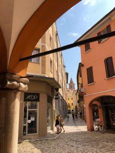 L2F Sep 18 pic Italy Cesena street scene