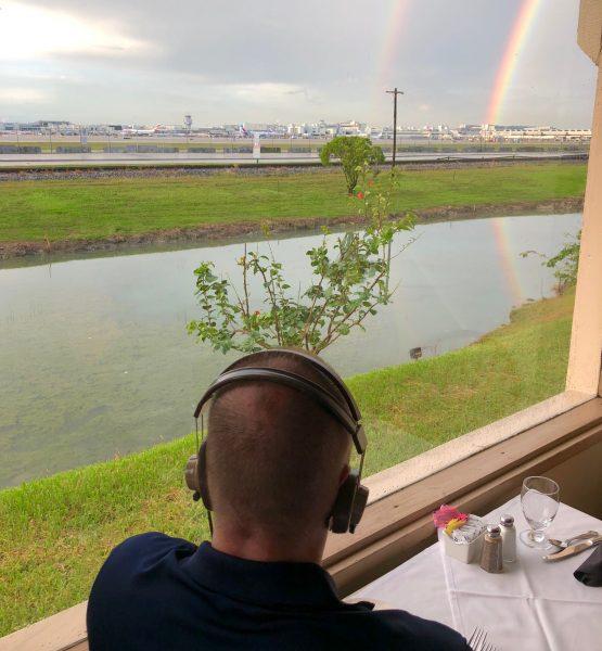 L2F Sep 18 pic USA Florida Miami 94th Aero Squadron DPA runway headphones