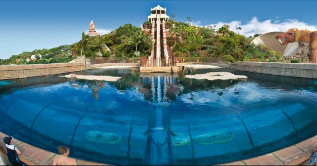 L2F Oct 18 pic Spain Canary Islands Tenerife Siam Park tower of power 2mb