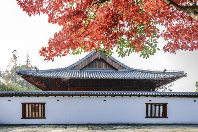 L2F Sep 18 pic China Hangzhou West Lake Jingci Temple shutterstock_558757516