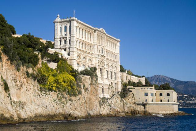 L2F Sep 18 pic Monaco Oceanography Museum shutterstock_131926568