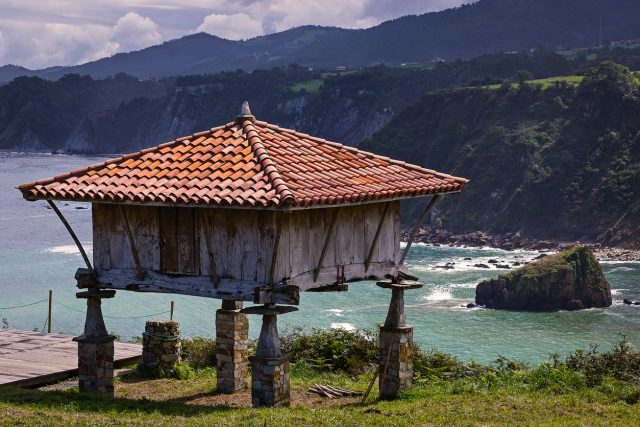 shot in northern Spain