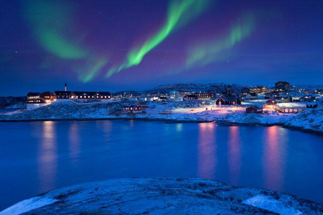 Ilulissat Aurora, Greenland