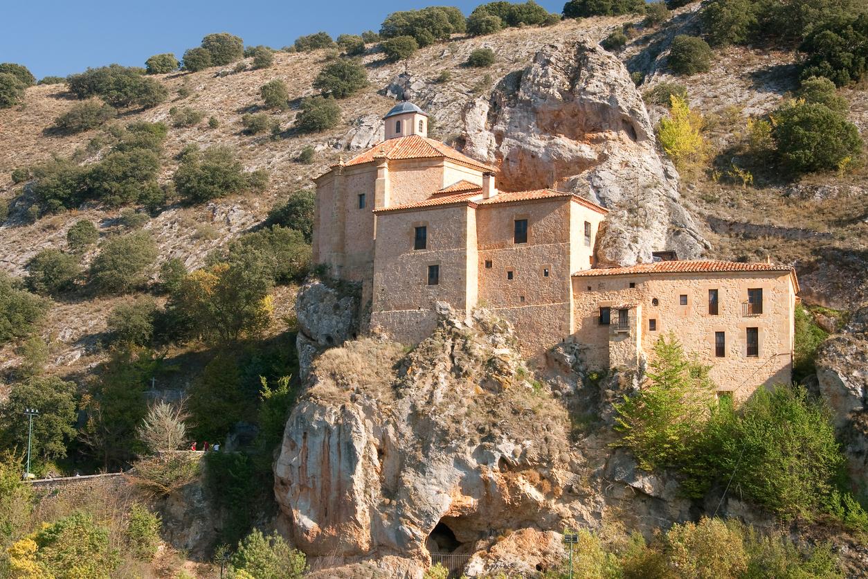 Church of San Saturio