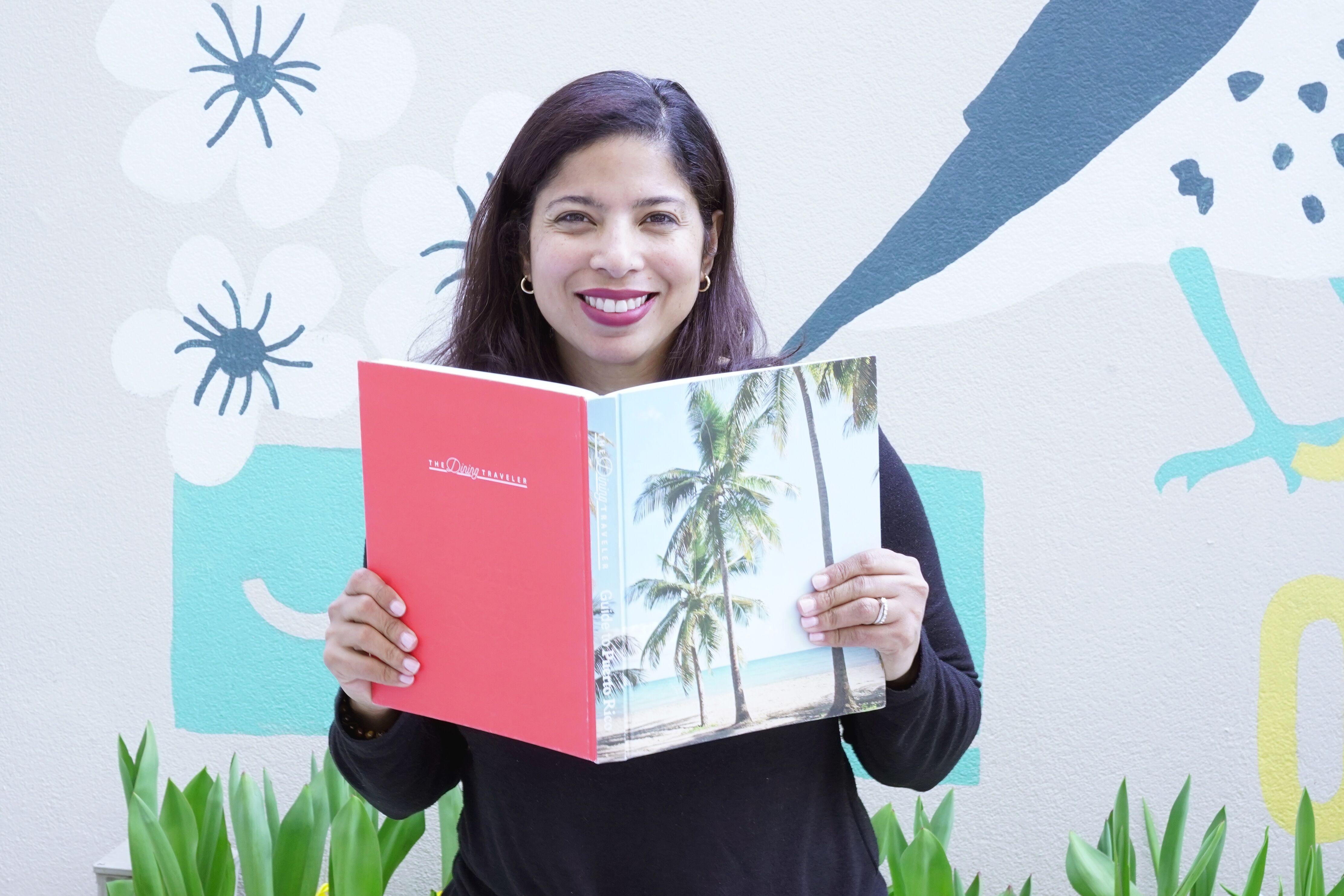 L2F May 19 pic Puerto Rico dining travel book author Jessica Van Dop DeJesus