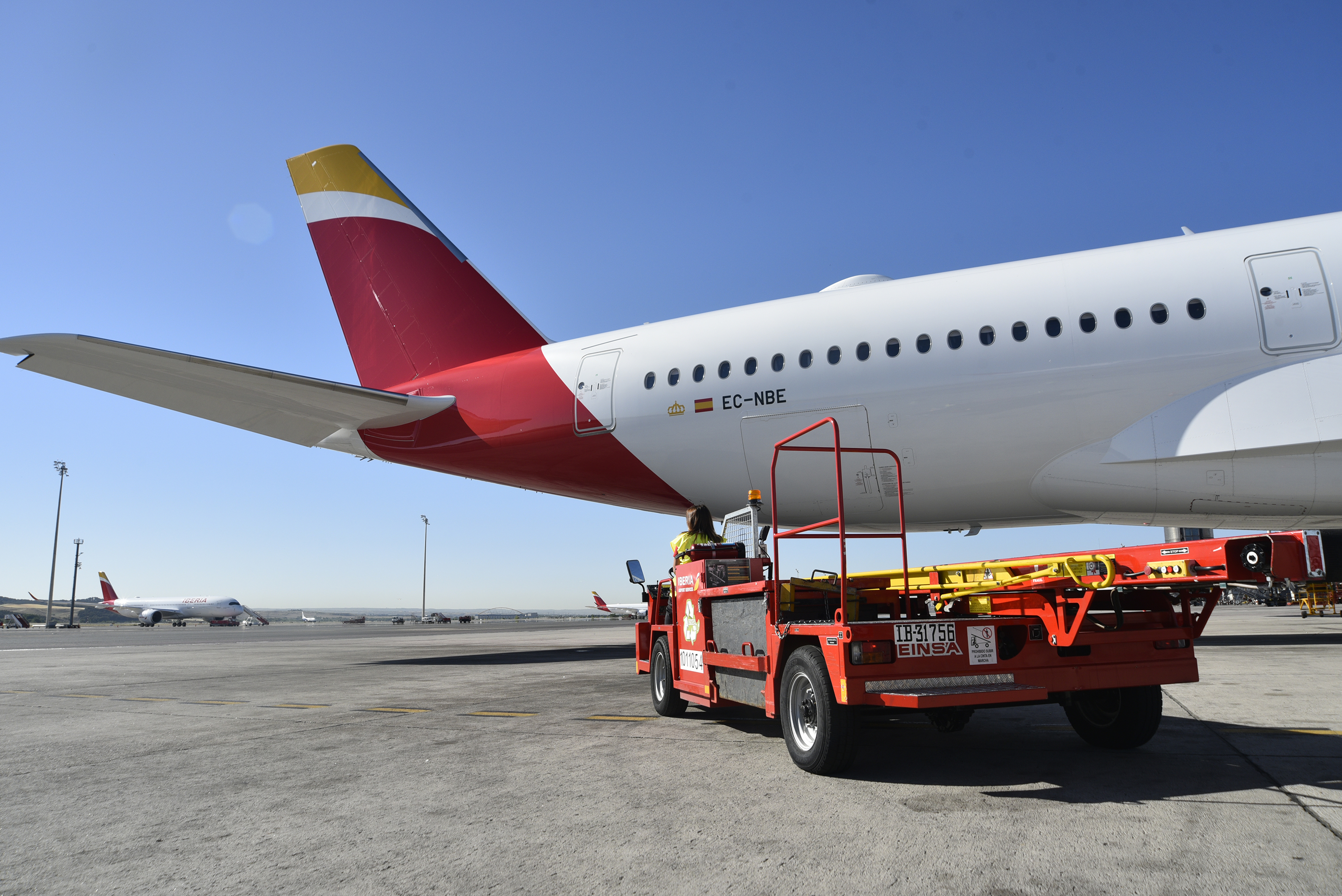 L2F Aug 19 pic Iberia sustainability electric vehicle